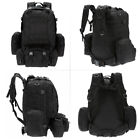 Outdoor Military Tactical Backpack Sports Camping Travel Hiking Bag R9X1