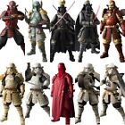 "Star Wars Movie Realization Japanese Samurai Action Figure 7"" Kids Toy Doll $15.95 USD on eBay"