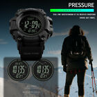 SKMEI Men's Women Sports Digital Watch Altimeter Barometer Thermometer  ! image