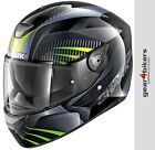 Shark D-SKWAL Mercurium Bright Green Motorcycle Helmet Motorbike Street Gloss