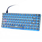Ajazz AK33 USB Wired Mechaincal Gaming Keyboard Blue / Black Switch Backlight