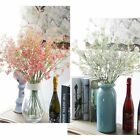 Home Accessories Artificial Flower Wedding Decoration Gypsophila Silicone Plant