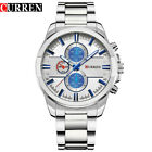 Curren 8274 Watch Men 2019 top brand luxury relogio masculino quartz watch image