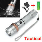 Lot Super Bright 90000LM Led Flashlight Rechargeable Tactical Zoomable Torch !