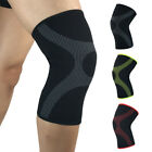 Fitness Compression Sleeve Knee Support Brace Strap Breathable Outdoor Protector