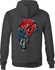 Zip Up Hoodie Victory Helmet Hooded Sweatshirt $39.99 USD on eBay