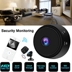 Mini Camera Wireless Wifi IP Home Security HD 1080P DVR Night Vision Battery