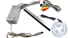 Nintendo Wii Complete Hookup Kit AV Cable Power Supply Sensor Bar