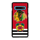 CHICAGO BLACKHAWKS 2 Samsung Galaxy S5 S6 S7 S8 S9 S10 S10e Edge Plus Case $15.9 USD on eBay