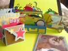 Home made hand made Father's Day Greeting cards