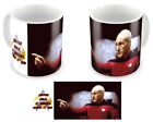 Star Trek Captain Jean-Luc Picard Mug on eBay