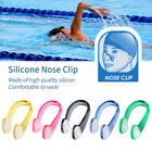Adults Kids Unisex Soft Silicone Nose Clip Swimming Diving Nose Clip Waterproof