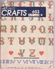 Many TRANSFERS - Iron On for CROSS-STITCH  - Choose Yours!