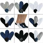 Men Cotton Low Cut Loafer Socks No Show Hidden Boat Breathable Socks RR6