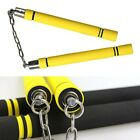 Martial Arts Training Foam Nunchaku Sponge Karate Practice Stick Ninja Nunchuck