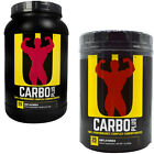 Universal Nutrition Carbo Plus - Optimized Carbohydrate Blend for Endurance $17.95 USD on eBay