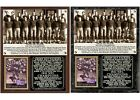 1931 NFL Champion Green Bay Packers Photo Card Plaque $26.55 USD on eBay