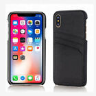 Wallet Case Card Holder for iPhone Xs, Xs Max, XR  PU Leather Ultra Slim Case