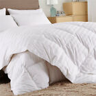 Super Soft Down Alternative Hypoallergenic All-Season White Duvet Comforter image