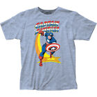 Captain America Star Punch Fitted Jersey Tee Unisex