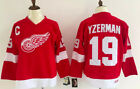 NWT Steve Yzerman Detroit Red Wings Jersey CCM Vintage Throwback M L XL 2X 3 NHL $44.87 USD on eBay