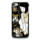 TOKIDOKI GIRLS For Apple iPod Touch 4 5 6 Phone Case Gen Cover