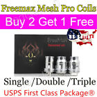 FreeMAX�Mesh Pro Coils Single/Dual/Triple For FireLuke Mesh Pro Tank Pack of 3