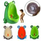 Kyпить Frog Children Potty Toilet Training Kids Urinal for Boys Pee Trainer Bathroom JL на еВаy.соm