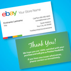 ebay Seller Business Cards  FREE custom URL to your ebay store  FREE SHIP