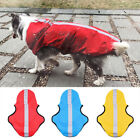 Dog Waterproof Jacket Outdoor Rain Coat Large Medium Dog With Breathable Mesh h8