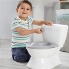 Potty Training Toilet for Toddler Boys & Girls - with Flushing Sounds and Wipe