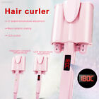 44C7 Natural Hair Care Curling Tool Home 2 Types Hair Curler