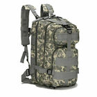NEW Waterproof Military Tactical Pack Sports Backpack Camping Travel Bag 30L
