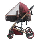 US Universal Baby Kids Stroller Pushchair Mosquito Fly Insect Net Mesh Cover BO