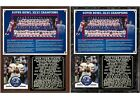 2011 New York Football Giants Super Bowl XLVI Champions Photo Card Plaque $27.95 USD on eBay