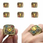 Avengers The Infinity War Thanos Power Ring Infinity Gauntlet Jewelry Rings Au