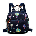 Lovely Mummy Backpack Diaper Bags Multifunctional Baby Nappy Travel Changing Bag