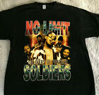 vtg 90s No Limit Records Rap Tee T Shirt Master P Double Sided Hip Hop../ image