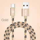 PZOZ usb type C cable Fast Charging  For Samsung S10 S9 S8 Note 9 8 Xiaomi 9 8..