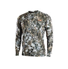 Sitka Core Light Weight Crew Long Sleeve Elevated II 2019Base Layers - 177867
