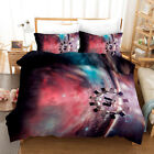 Star Trek Printed Bedding Set Comfortable Duvet Cover Pillowcases Quilt Cover on eBay