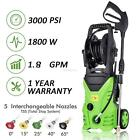 3500PSI 2.6GPM Electric Pressure Washer High Power Auto Jet Cleaner Machine Kit. photo