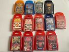TOP TRUMPS - VARIOUS FOOTBALL TEAMS (Scratched/Marked Cases)