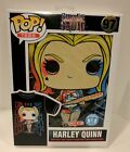 Funko Pop Tees HARLEY QUINN SUICIDE SQUAD #97 T-Shirt NEW image