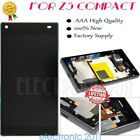 For Sony Xperia XA Z1 Z2 Z3 Z5 L1 XA XA1 LCD Touch Screen Digitizer Replacement