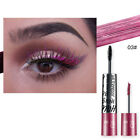 4D Double-end Mascara Eyelashes Long Extension Volume Lasting Makeup Beauty Tool