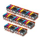 Ink Cartridges For PGI-220 CLI-221 Canon Pixma MP560 iP4600 iP4700 MP620 w/ chip