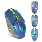 3200 DPI 8D Buttons LED Backlit Mechanical USB Wired Gaming Mouse For PC Laptop