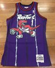 Toronto Raptors Tracy Mcgrady Mitchell & Ness NBA Swingman jersey on eBay