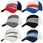 Callaway Stripe Mesh Cap Golf Hat Adjustable New - Choose Color!